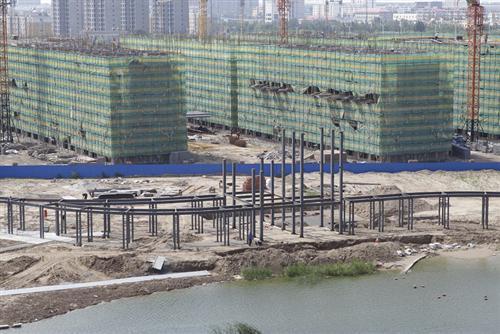 济南彩钢板厂工程案例