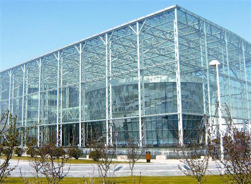 济南C型钢厂工程案例