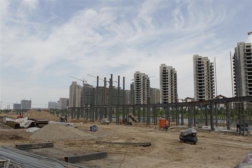 济南彩钢瓦厂工程案例